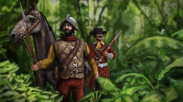 Europa Universalis IV: Conquistadors Unit Pack on PC screenshot #1