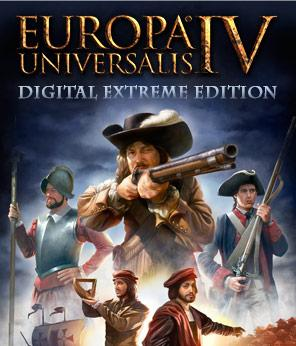 Europa Universalis IV Digital Extreme Edition Cracked-3DM