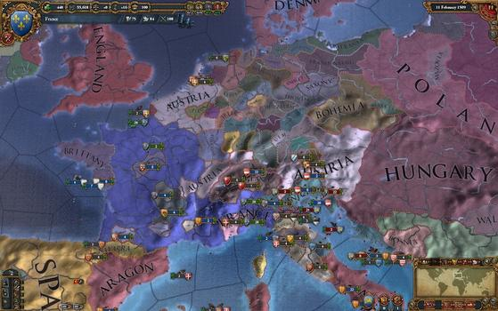 Europa Universalis IV: Digital Extreme Edition on PC screenshot #5