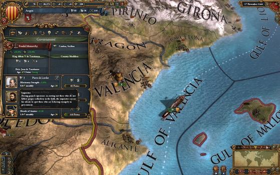 Europa Universalis IV: Digital Extreme Edition on PC screenshot #4