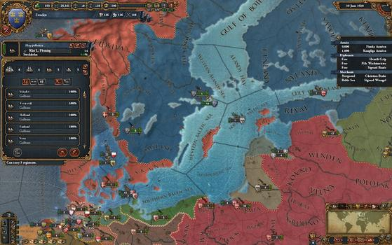 Europa Universalis IV: Digital Extreme Edition on PC screenshot #1