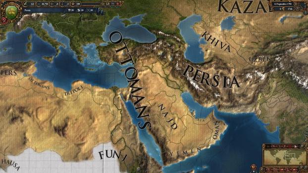 Europa Universalis IV: Digital Extreme Upgrade Pack on PC screenshot #5