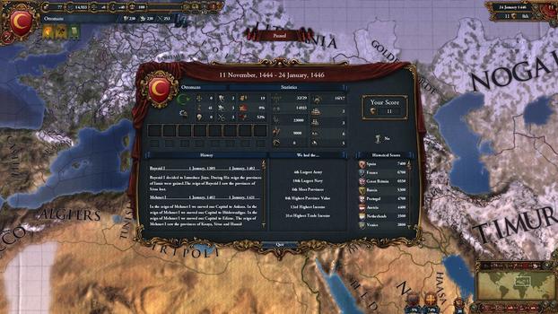 Europa Universalis IV: Digital Extreme Upgrade Pack on PC screenshot #3