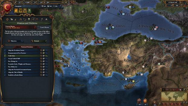 Europa Universalis IV: Digital Extreme Upgrade Pack on PC screenshot #2
