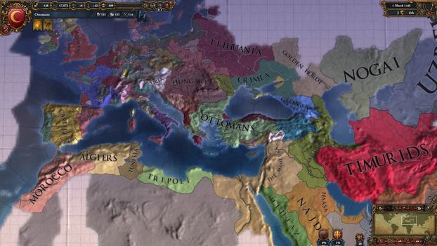 Europa Universalis IV: Digital Extreme Upgrade Pack on PC screenshot #1