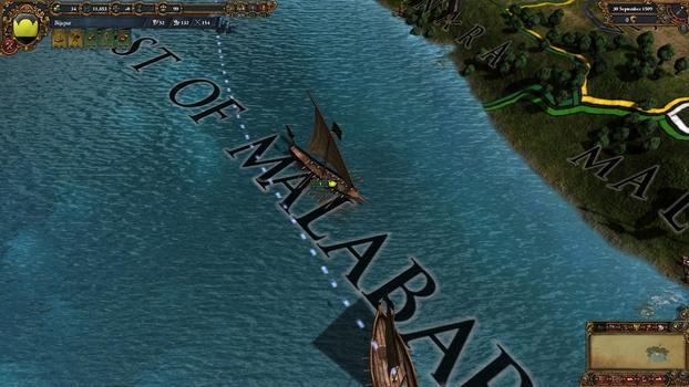 Europa Universalis IV: Indian Ships Unit Pack on PC screenshot #7