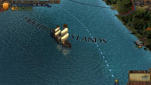 Europa Universalis IV: Indian Ships Unit Pack on PC screenshot #6