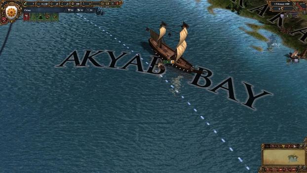 Europa Universalis IV: Indian Ships Unit Pack on PC screenshot #5