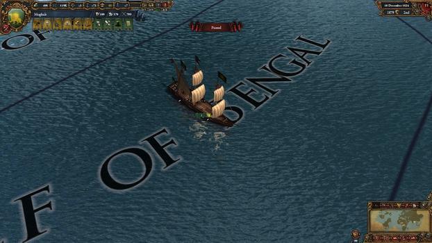 Europa Universalis IV: Indian Ships Unit Pack on PC screenshot #3