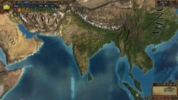 Europa Universalis IV: Indian Subcontinent Unit Pack on PC screenshot #3