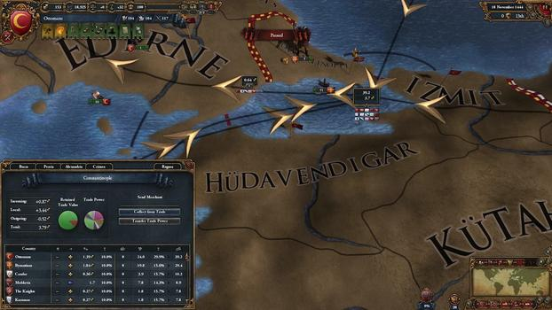 Europa Universalis IV: National Monuments II on PC screenshot #6