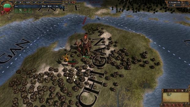Europa Universalis IV: Native Americans II Unit pack on PC screenshot #6