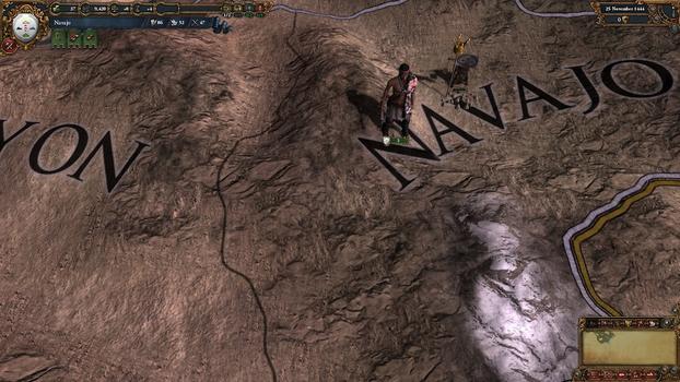 Europa Universalis IV: Native Americans II Unit pack on PC screenshot #5