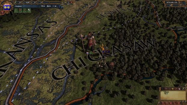 Europa Universalis IV: Native Americans II Unit pack on PC screenshot #4