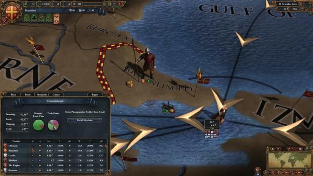 Europa Universalis IV: Pre-Order Pack on PC screenshot #1