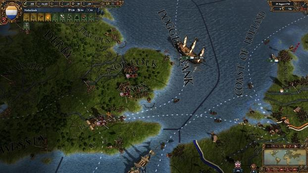 Europa Universalis IV: Res Publica on PC screenshot #6