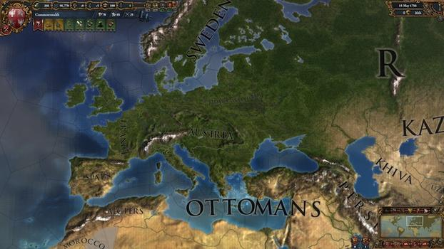 Europa Universalis IV: Res Publica on PC screenshot #5