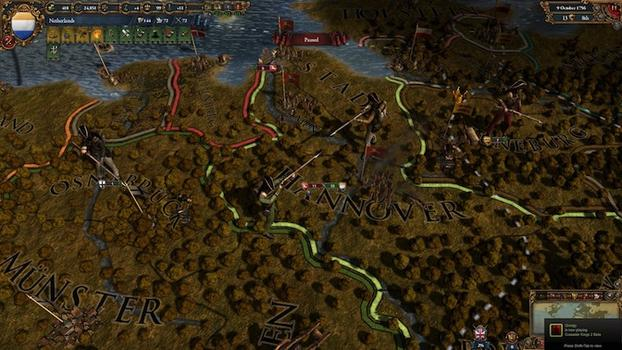 Europa Universalis IV: Res Publica on PC screenshot #4