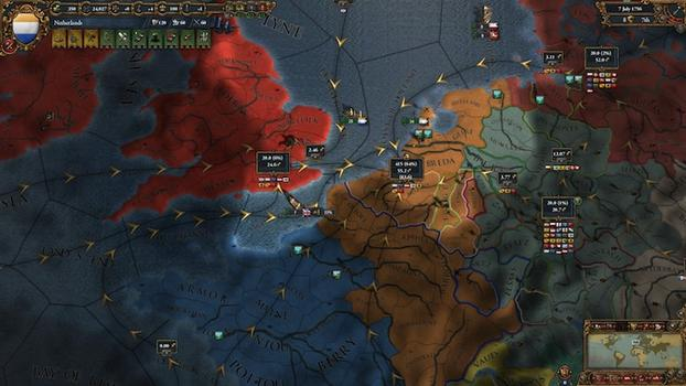 Europa Universalis IV: Res Publica on PC screenshot #3