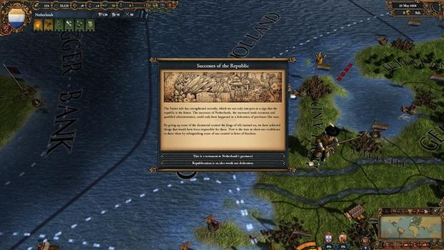 Europa Universalis IV: Res Publica on PC screenshot #1