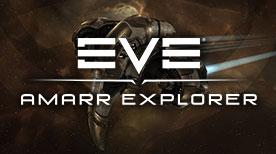 Eve Online 30 Day Starter Pack - Amarr Explorer