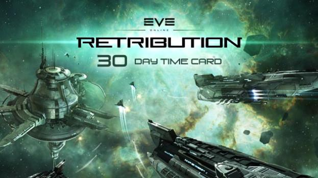 EVE Online - 30 Day Time Card on PC screenshot #1