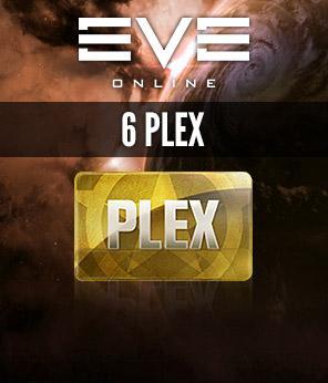 Eve Online - 6 PLEX