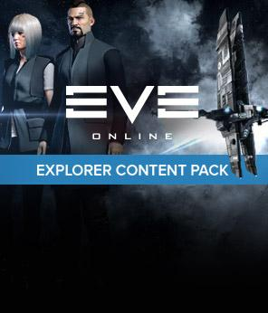 EVE Online - Explorer Content Pack