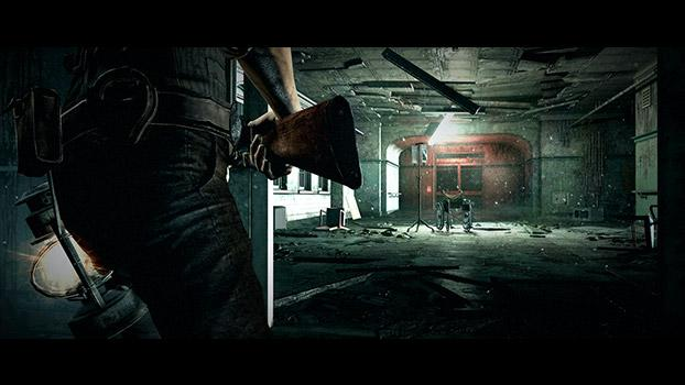 The Evil Within™ on PC screenshot #9