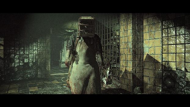 The Evil Within™ on PC screenshot #8