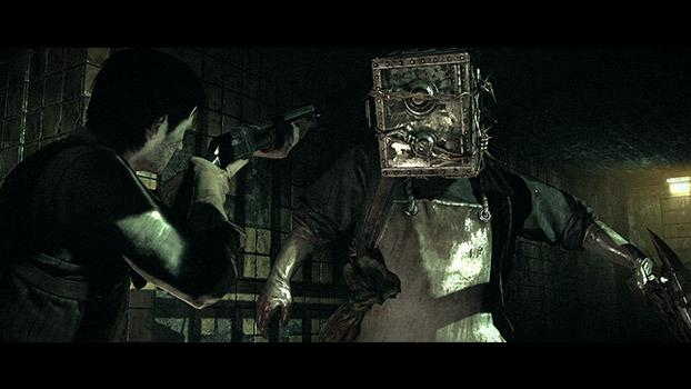 The Evil Within™ on PC screenshot #7