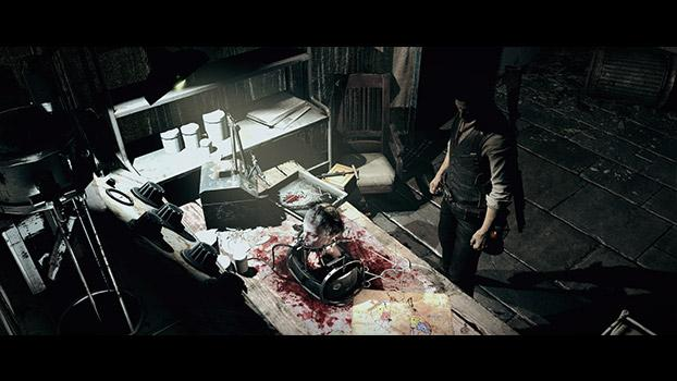 The Evil Within™ on PC screenshot #6