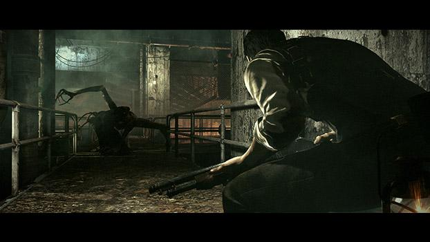 The Evil Within™ on PC screenshot #5