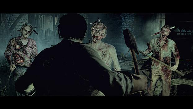 The Evil Within™ on PC screenshot #4