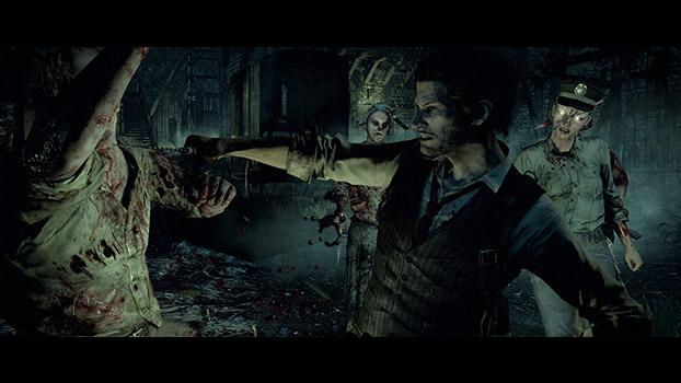 The Evil Within™ on PC screenshot #2