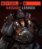 Evolve: Lennox - Hunter (Assault Class)