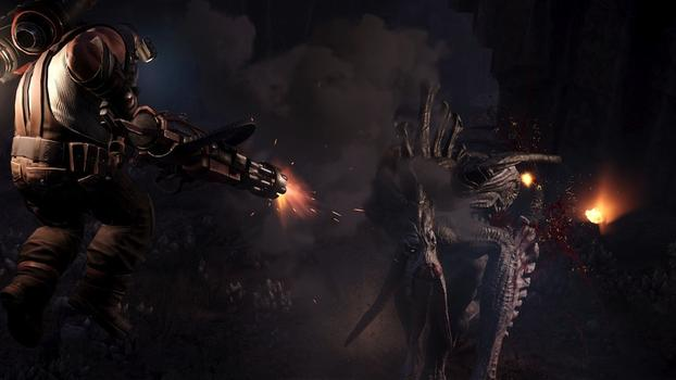 Evolve on PC screenshot #3