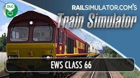 EWS Class 66 v2.0 AddOn