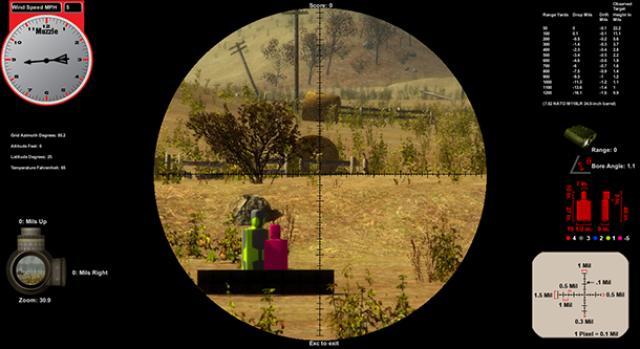 Expert Rifleman on PC screenshot #5