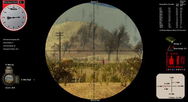 Expert Rifleman on PC screenshot #3