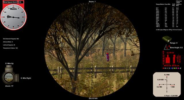 Expert Rifleman on PC screenshot #2