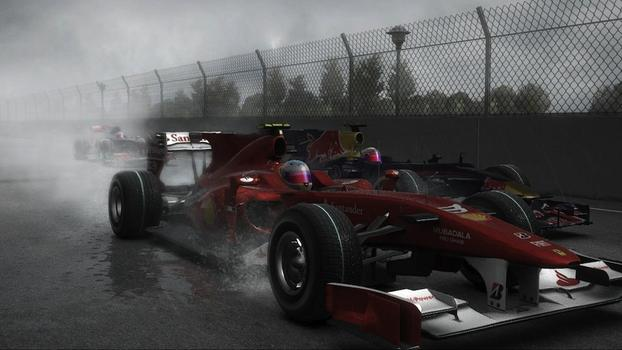F1 2010 on PC screenshot #1