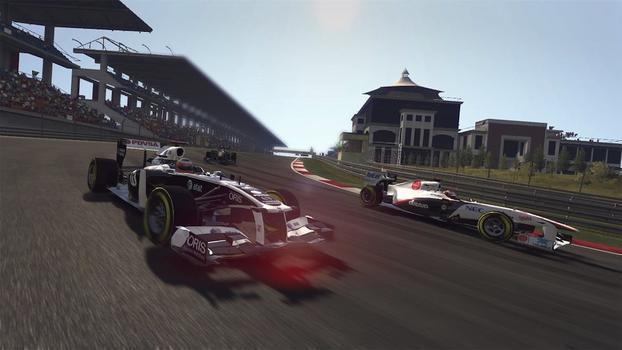 F1 2011 on PC screenshot #6