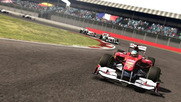 F1 2011 on PC screenshot #2