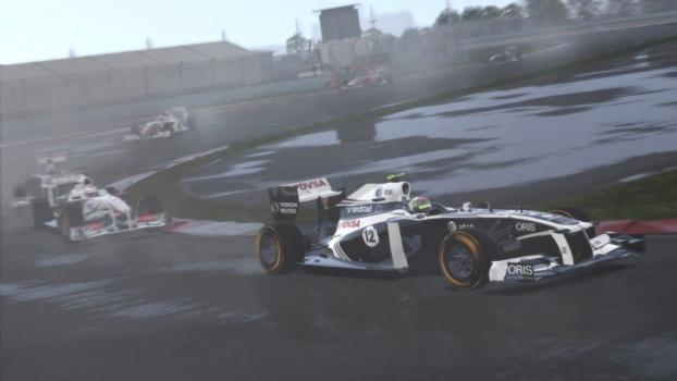 F1 2011 on PC screenshot #1
