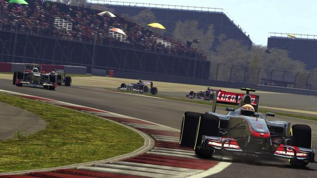 F1 2012 on PC screenshot #5