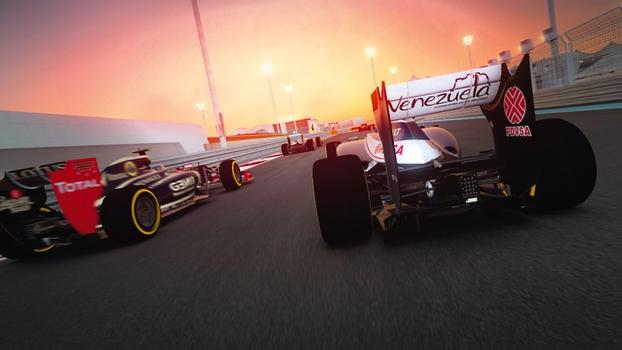 F1 2012 on PC screenshot #3