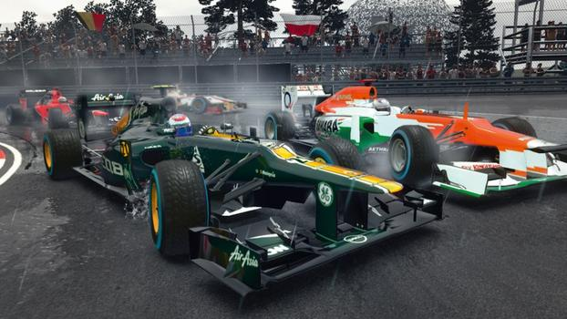 F1 2012 on PC screenshot #2