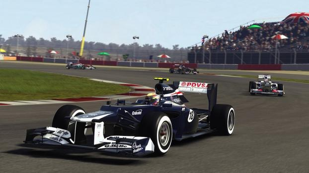 F1 2012 on PC screenshot #1