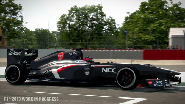 F1 2013: CLASSIC EDITION on PC screenshot #1
